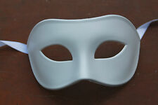 White Venetian Masquerade Party Carnival Mask Theatrical/Theatre Mardi Gras Ball