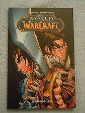 Comic de Warcraft-El retorno de rey
