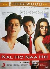 KAL HO NAA HO - BOLLYWOOD DVD SHAH RUKH KHAN - FREEPOST
