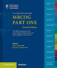 MRCOG Part One: Your Essential Revision Guide: Part 1 by Cambridge University P…