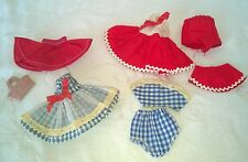 VINTAGE VOGUE GINNY MUFFIE GINGER FASHION DOLL CLOTHING LOT $9.99