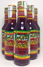 Baba Roots Herbal Energy Drink 100% all Natural - 5 fl oz  ( 6 PACK )