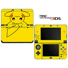Vinyl Skin Decal Cover for Nintendo New 3DS - Pokemon Pikachu 2