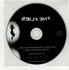 (GG343) The Flies, One Day My Baby Will Leave You - DJ CD