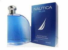 NAUTICA BLUE 3.4 OZ / 100 ML EDT  - SEALED * COLOGNE *MEN'S PERFUME* NIB  sealed