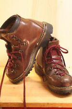 JC Penney Vintage Hiking Mountain Climbing Boots Womens Sz 8 D USA Made NICE!!