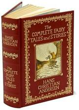 *New* THE COMPLETE FAIRY TALES AND STORIES: Hans Christian Andersen LeatherBound
