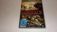 DVD  Company K - Krieg ist kein Abenteuer In der Hauptrolle Ari Fliakos