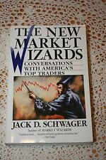 New Market Wizards : Conversations with America's Top Traders by J. Schwager...