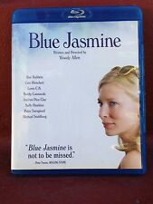 Blue Jasmine (Blu-ray Disc, 2014) Mint Condition