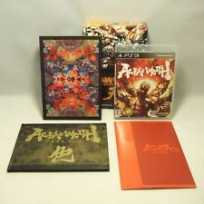 Asura's Wrath E-CAPCOM Limited Edition PS3 Game Playstation3 from Japan F/S