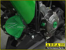 Kawasaki Z125 Z 125 / Pro Z125 2016 - 2017 Area 22 Engine Cam Cover Green
