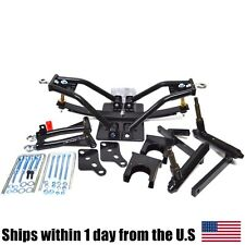 "GTW 6"" Double A-Arm Lift Kit for Club Car DS Golf Carts 2004.5-Up Gas Electric"