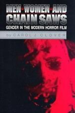 Men, Women, and Chain Saws: Gender in the Modern Horror Film-ExLibrary