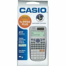 Casio FX-991ES Plus Scientific Calculator Brand New in Box FX991ES