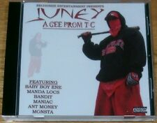 Juney - A Gee From TC - 2006 Recognize ent - Norteno Rap - Baby Boy Ene