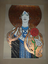 Terra Malleus signed numbered art print poster variant edition of only 18!