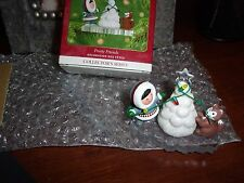 HALLMARK KEEPSAKE ORNAMENT FROSTY FRIENDS