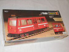 FALLER -VINTAGE EISENBAHN SET -SCHIENENBUS - E TRAIN  - 3827 - OVP -  PLAY TRAIN