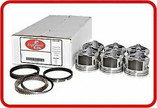 88-94 Chevy Cavalier/Camaro 3.1L OHV V6  (6)Dish Pistons & Rings  (w/Iron Heads)
