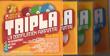 3CD audio:TRIPLA la compilation perfetta! Solo Hits!! Pop Inter., Italia, Dance