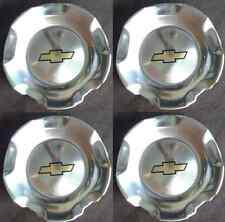 4X 2007-2013 CHEVROLET SILVERADO TAHOE AVALANCHE SUBURBAN WHEEL HUB CENTER CAPS