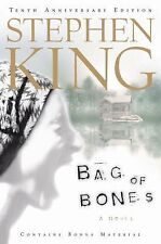 Bag of Bones by Stephen King (2008, Paperback, Anniversary)