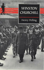 Winston Churchill Wordsworth Military Library By Henry Pelling