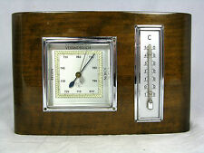 SCHÖNE ART DECO DESIGN WETTERSTATION  MÖLLER OEMICHEN & CO MOCO HAMBURG No.940