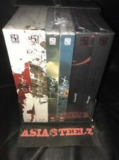 The Raid + The Raid 2 Steelbooks Sextuple Kimchidvd Blu-Ray New Mint (Sale)
