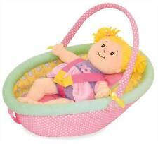 Manhattan Toy Baby Stella Cute Dolls  Comfort Car Seat 18m+
