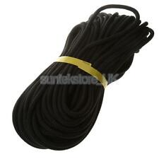 8mm 40 Meters Static ROPE Rescue Rock Tree Climbing Abseiling Arborist Equip