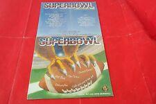 LP SUPERBOWL COMPILATION  CON BARRABAS, LAID BACK, STAR SISTERS. SEALED