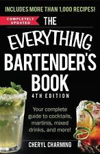 Bartender's Book : Your Complete Guide to Cocktails, Martinis, Mixed Drinks,...