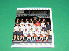 N°211 EQUIPE TEAM OLYMPIQUE LYON OL GERLAND PANINI FOOT 2009 FOOTBALL 2008-2009