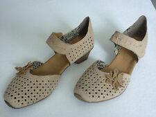 Damen Schuhe von Rieker Gr. 39 sommerlich