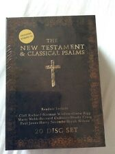 The New Testament & Classical Psalms : The Bible : Audiobook On 20 CD's : New