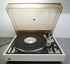 vintage turntable belt drive automatic record player Plattenspieler Dual CS 601