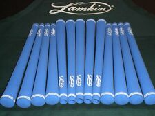 1 NEW Lamkin CROSSLINE LIGHT BLUE golf grip - from Custom Dept