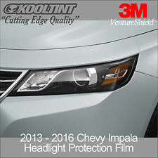 Headlight Protection Film by 3M for a 2013 to 2016 Chevy Impala