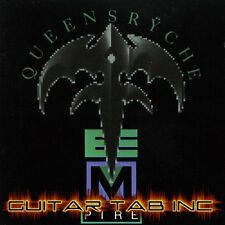 Queensryche Guitar Tab EMPIRE Lessons on Disc