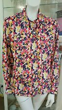Tommy Hilfiger floral shirt. SzLg. 100% soft cotton. As new condition