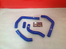 KIT TUBI RADIATORE BLUE IN SILICONE PER HONDA CR 125 2005 2006 2007 2008