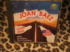 CD - Joan Baez - 10 000 Miles (Universe UN 1 018)