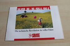 127819) Same Silver 80 90 100.4 100.6 Prospekt 09/1999