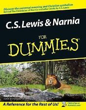 C.S. Lewis & Narnia For Dummies, Richard J. Wagner, Acceptable Book