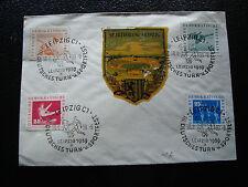 ALLEMAGNE (rda) - enveloppe 16/8/1959 (cy22) germany