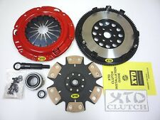 XTD STAGE 4 RIGID CLUTCH & 10LBS FLYWHEEL KIT FITS MAZDA MIATA MX-5 1.8L