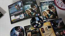 HARRY POTTER AND THE DEATHLY HALLOWS PART 1 SPECIAL EDITION 2 DVD IN BOX ENGLISH