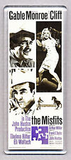 THE MISFITS movie poster LARGE FRIDGE MAGNET - MARILYN MONROE